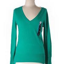 Mossimo Pullover Sweater Lg v Neck Photo