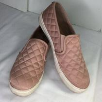 Mossimo Quilted Blush Pink Sneakers Size 8 Photo
