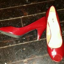 Mossimo Red Heels 4 New Free Gifts Photo