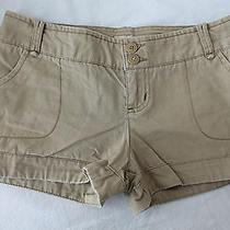 Mossimo  Shorts   Beige    Size 5 Photo