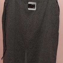 Mossimo Skirt 1x Gray Photo