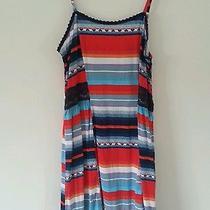 Mossimo Summer Dress Size Xs Photo