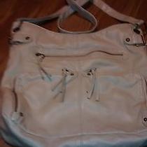 Mossimo Supply Co. Crossbody Handbag - Off White  Photo