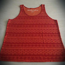 Mossimo Supply Co. Mens Red Athletic Fit Tank Top Sz. Xl Photo