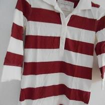 Mossimo Supply Co Striped  Blouse  Women's Size S Photo