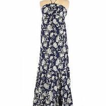 Mossimo Supply Co. Women Blue Casual Dress Xs Photo