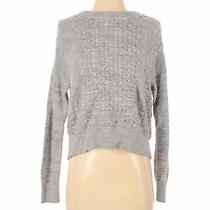Mossimo Supply Co. Women Gray Pullover Sweater Xs Photo