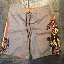 Mossimo Supply Company Board Shorts Size 38 Photo