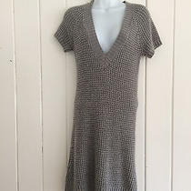 Mossimo Supply Gray Sweater Dress Size M Photo