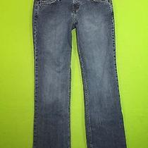 Mossimo Sz 9 Juniors Womens Blue Jeans Denim Pants Stretch Fy23 Photo