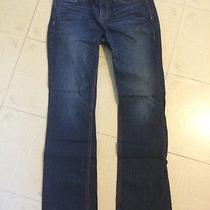 Mossimo Target Curvy Fit Boot Cut Jeans 6r Fit 4 Photo