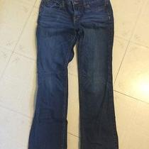 Mossimo Target Curvy Fit Boot Cut Jeans 8s Fit 4 Photo