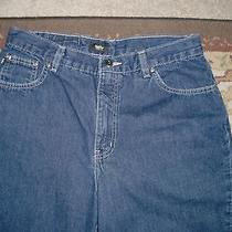 Mossimo (Target)  Women's Blue  Jeans Size 12 Taped 32 X 32 Photo