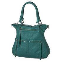 Mossimo Tote Handbag - Green Photo