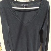 Mossimo v-Neck Sweater Size L Large Photo