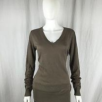 Mossimo v-Neck Thin Sweater Womens Xl Photo