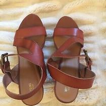 Mossimo Wedge Sandals Size 9 Photo