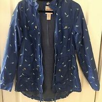 Mossimo Womens Rain Jacket Size Small Water Resistant Photo