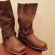 Motorcycle Harness Boots Size 7 Element Footware Photo