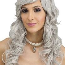 Mouse Fantasy Grey Wig With Ears Photo
