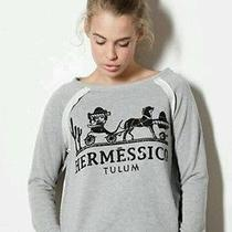 Mua Mua Dolls Coco Chanel Illustration Hermessico Sweatshirt Last One Small Photo