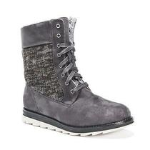 Muk Luks Women's Christy Boots Fashion Grey Size 7.0 3ds7 Photo