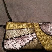 Multi Colored Clutch/purse/bag Bright Metallic Colored by Avon Photo