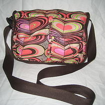 Multi-Pocketed Lesportsac Crossbody Bag Tote Purse Photo