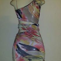 Multicolored Baby Phat Dress Photo