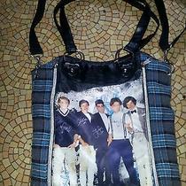 Musical Boys Band Hobo Satchel Bag Tote Messenger Purse Shoulder Handbag Women's Photo
