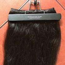 My Fantasy Hair Extensions 1 Quad Weft. Photo