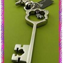 My Flat in London by Brighton Nickel Key Charm Keyfob Keychain Nwtag Photo