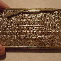 My Gun Until They Pry It From My Cold Dead Fingers Mens Belt Buckle -Tiffany Stu Photo