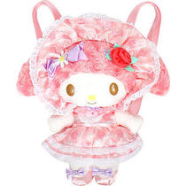 My Melody 40th Anniversary Pink Backpack for Girls Photo