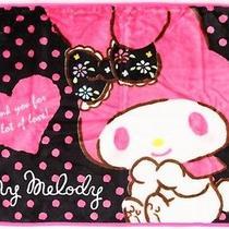 My Melody Black Dot Blanket Shawl Photo