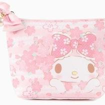 My Melody Cherry Blossom Compact Pouch Photo