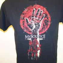 My Solstice T Shirt Alternative Rock Melodramatic Pop Punk Skater M Photo