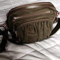 Mz Wallace Lizzy Olive W/ Rose Gold Hardware Photo