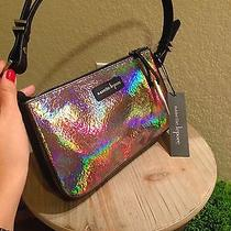 Nanette Lapore Fun Statement Holographic Handbag 258 Photo