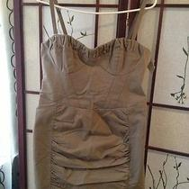 Nanette Lepore Corset Dress Retail 282 Size10 Super Fun  Nwt Photo
