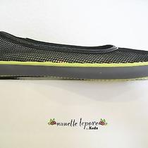Nanette Lepore for Keds Pool Beach Casual Mesh Shoes Slip Ons Size 6 Photo