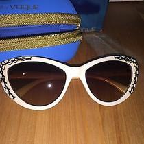 Nanette Lepore for Vogue Sunglasses Limited Edition Photo