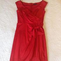 Nanette Lepore Glamorous Red Dress - Sz 10  Photo