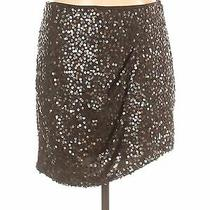 Nanette Lepore Women Brown Formal Skirt 8 Photo