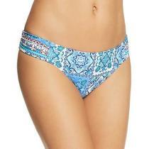 Nanette Lepore Womens Ensenada Blue Swim Bottom Separates Swimsuit Xs Bhfo 6776 Photo