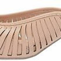 Nanette Lepore Womens Hazel Pointed Toe Casual Mule Sandals Blush Size 7.0 Zsk Photo