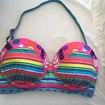 Nanette Leport Bikini Top Photo