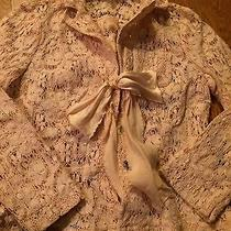 Nanette's Lepore Lace Jacket Photo