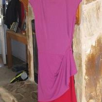 Narciso Rodriguez Plum/red Dress Xs  Photo