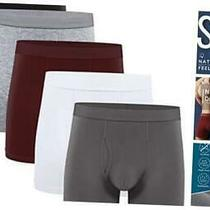 Natural Feelings Boxer Briefs Mens Underwear Large a Multicolored Pack of 5 Photo